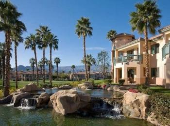 Marriott's Desert Springs Villas in Palm Desert