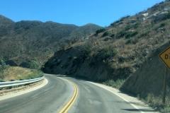 Route door Oratega Falls