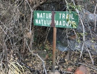 Natuurpaadje