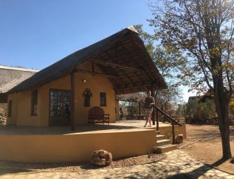 Bungalow bij Silonque Bush Estate