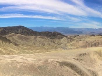 Zabriskie Point – Death Valley