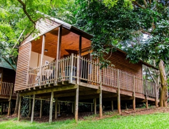 Hippo Water Front Lodge Cabin
