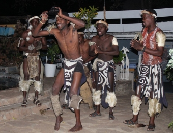 Zimbabwaanse-dansgroep