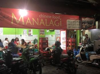 Chinees restaurant Manalagi Yokyakarta