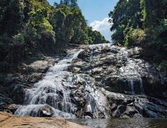 Debengeni Falls in de Magoebaskloof