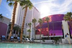 Zwembad bij Hotel Circus Circus