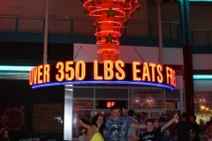 Heart Attack Grill op Fremont Street