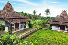 Bungalow in Kampoeng Joglo Ijen