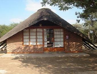 Khama Rhino Sanctuary accommodation