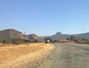 Op weg naar Botswana