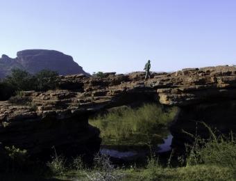 Makgabeng plateau Arch