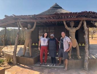 Makgabeng Farm Lodge receptie