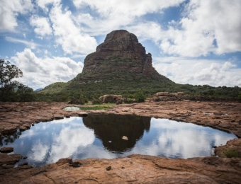 Makgabeng plateau