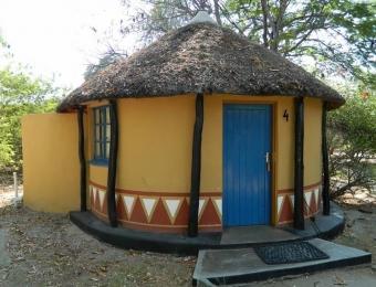 Accommodatie Gweta Lodge