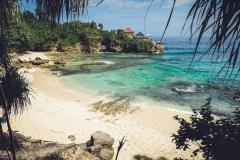 Sandy Beach, Nusa Lembongan