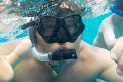 Snorkelen bij Nusa Penida
