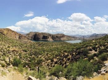 Canyon Lake - Apache Trail