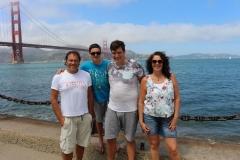 San Francisco – Golden Gate Bridge