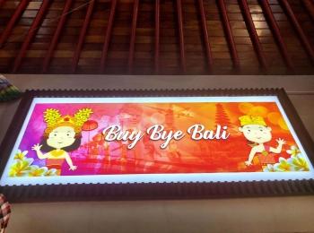 Buy Bye Bali