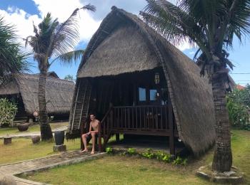 Bungalow bij Dream Beach Huts