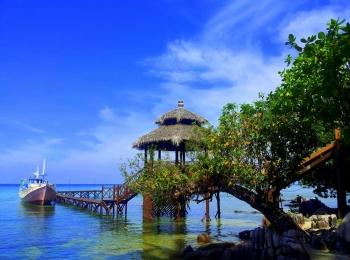 Breve Azurine Lagoon Resort op Karimunjawa