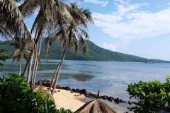 Het strandje bij Breve Azurine Lagoon Resort