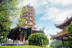 De Pagoda Avalokitesvara in Semarang