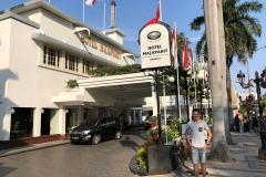 Hotel Majahapit entree