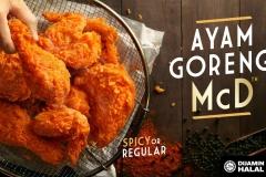 Mc Ayam Goreng