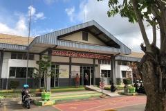 Station Karangesem bij Banyuwangi