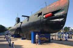 Surabaya Submarine Monument