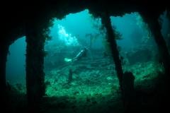 USS Liberty Wreck, Tulamben,  Bali