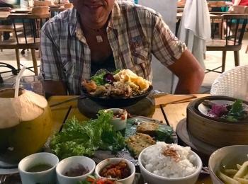 Indonesisch eten in Sanur