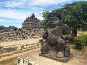 Plaosan tempel