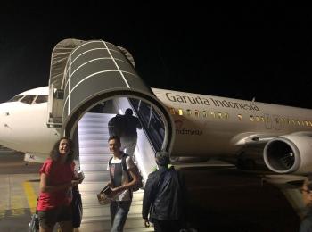 Naar Bali met Garuda Indonesia