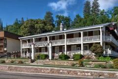 Gunn House Hotel in Sonora