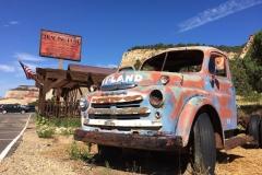 Trading Post bij Zion National Park