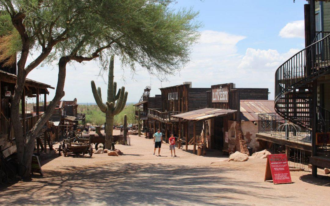 Dag 8 – Autorit van Phoenix naar Sedona (via the Apache Trail)