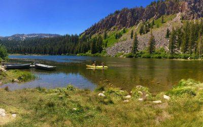 Dag 18 – Verkoeling bij Mammoth Lakes
