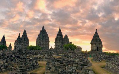 Dag 14 – Yokyakarta en 's avonds naar de Prambanan