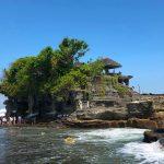 Purah Tanah Lot, tempel aan zee