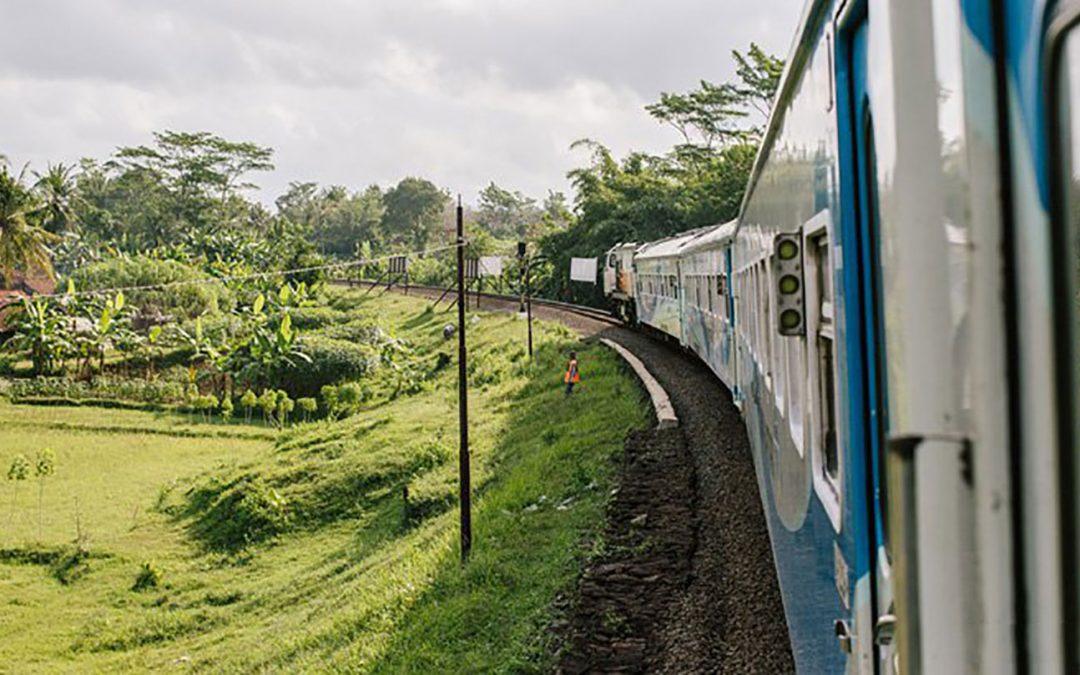 Dag 9 – Met de trein naar Surabaya