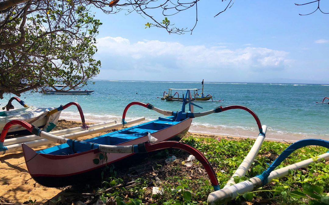 Dag 24 – Een dagje strand in de badplaats Sanur
