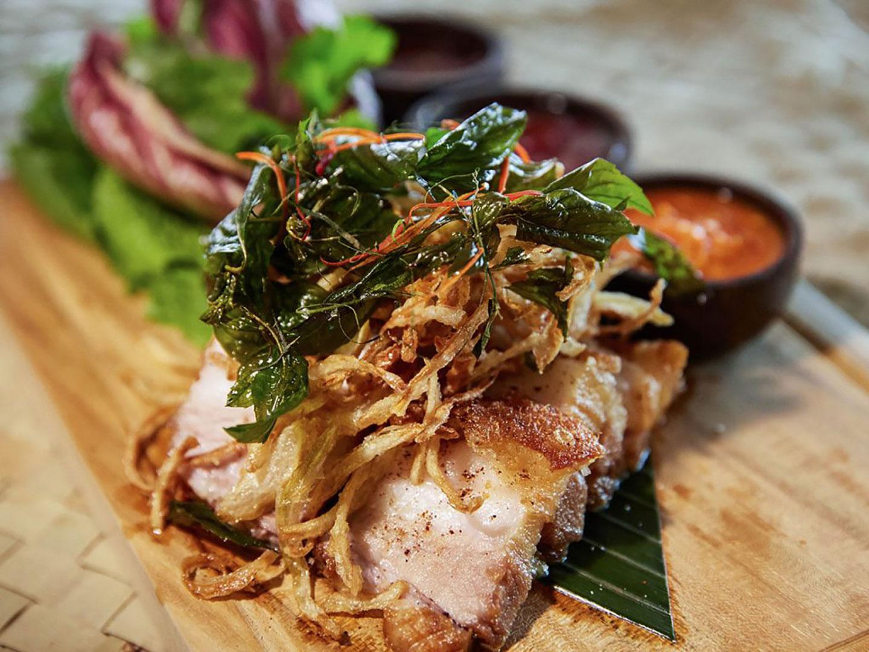 Indonesisch buikspek