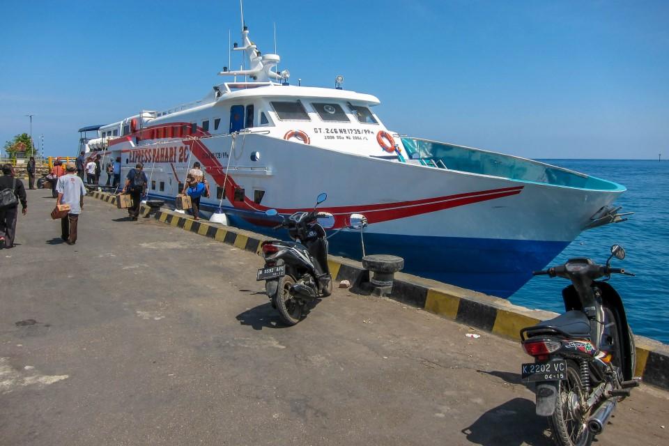 Fast ferry Karimunjawa