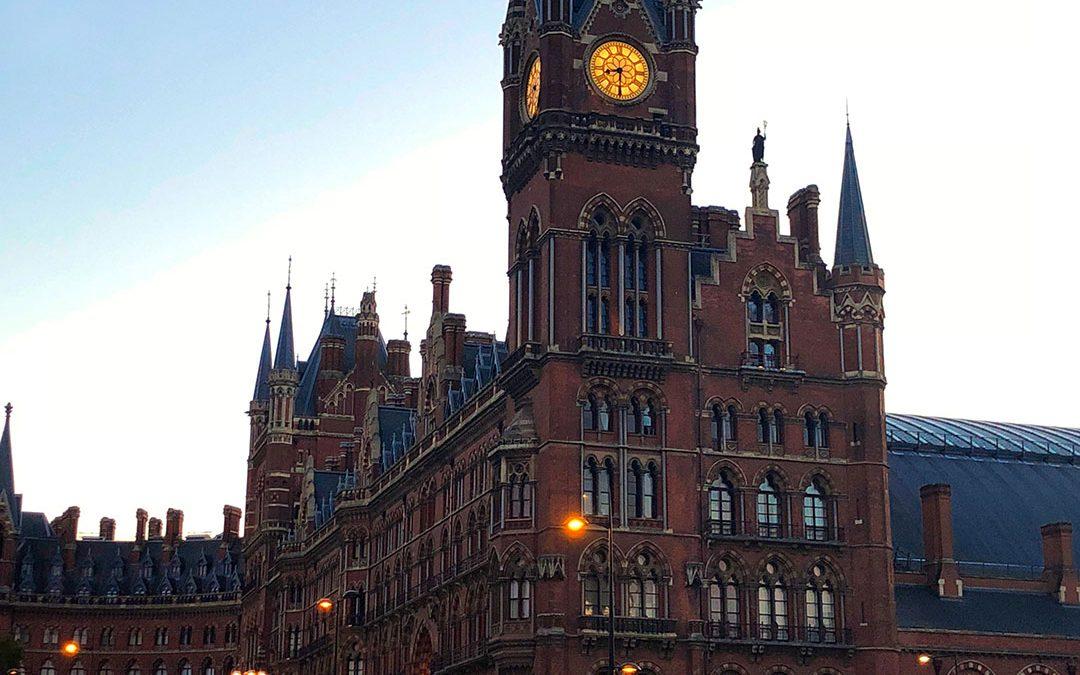 Dag 26 – Een vlucht van Jakarta naar Londen