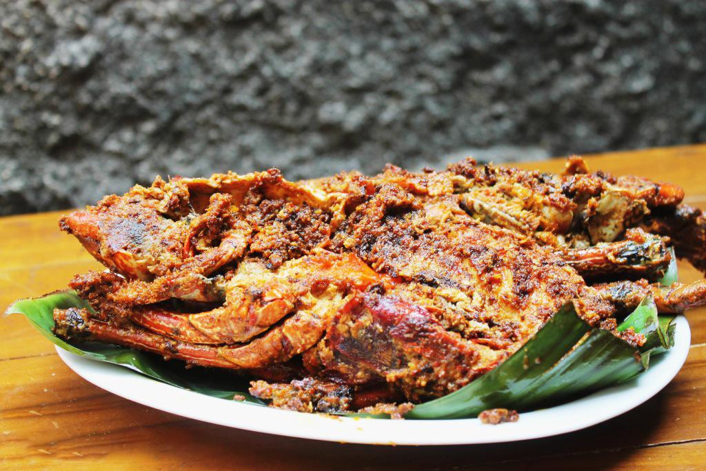 Lobster Rendang