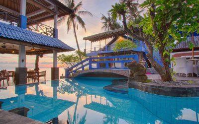 Dag 21 – Van Nusa Lembongan naar Tulamben