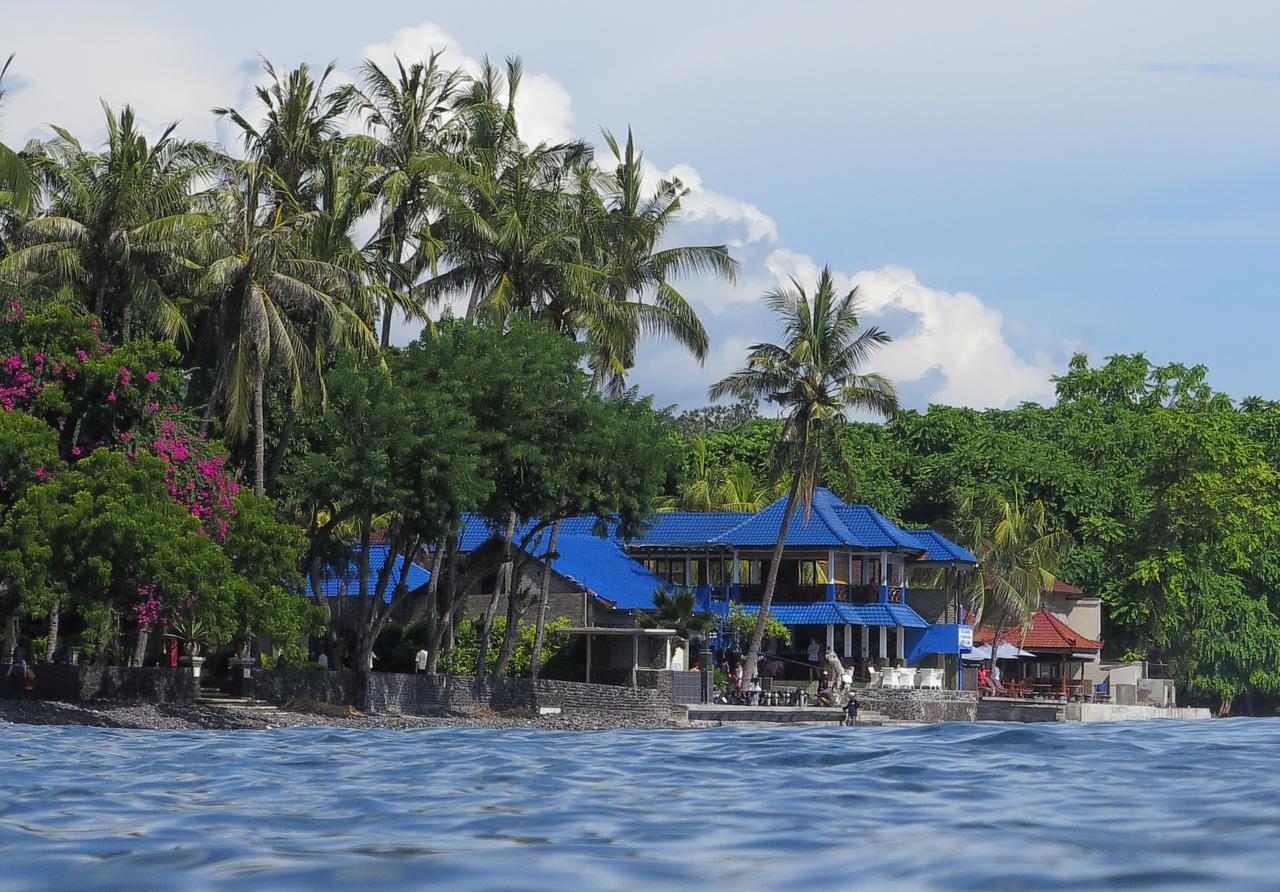 Matahari Tulamben Resort aan de Bali zee