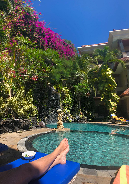 Ontspannen bij Parigata Resort & Spa in Sanur